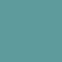 Persiennes couleur bleu pastel