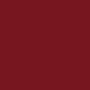 Persienne teintée rouge