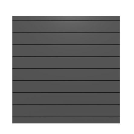 Lame étroite pour portail aluminium