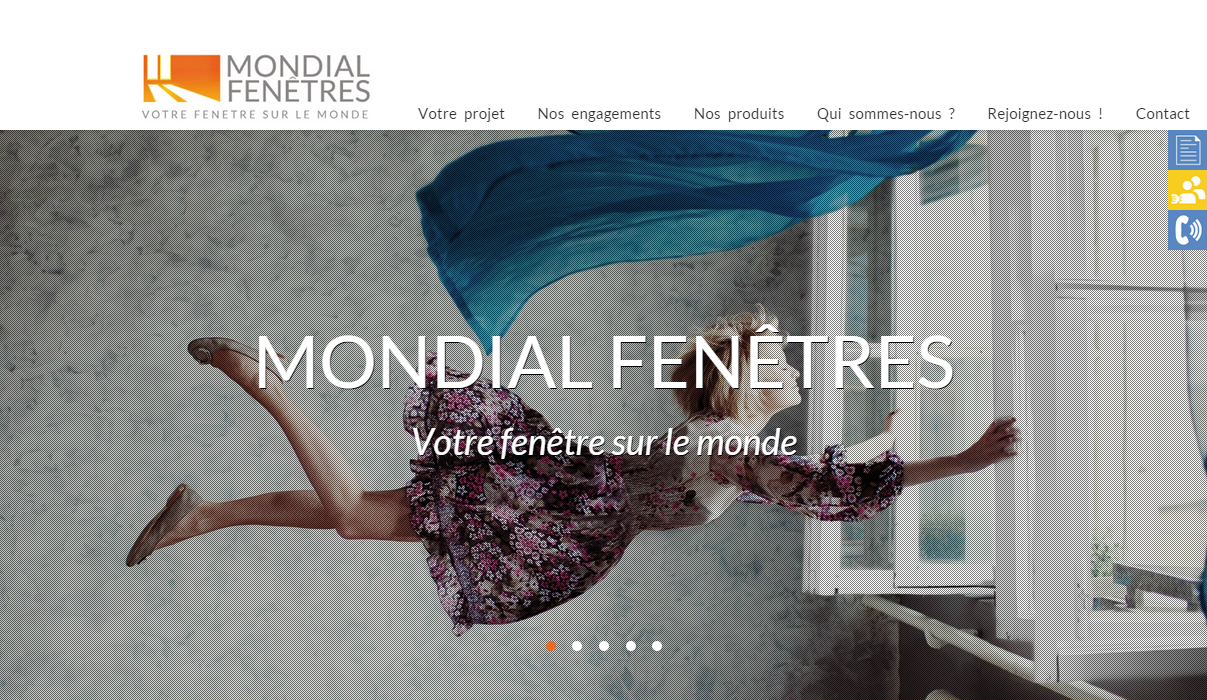 Mondial Fenêtres : Votre partenaire Fenêtre PVC à Paris